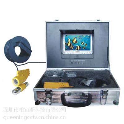 供应柏宜斯QX701补井水下摄像头,井下摄像头,井下电视