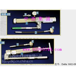 供应手动高压阀门注脂枪(美国) 型号:BHR2-Delta1602-09