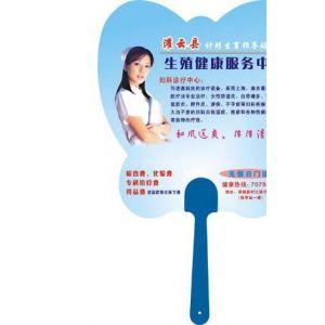 供应江门广告扇批发 一次性广告扇定做 七折扇厂家