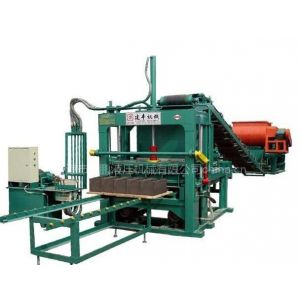 供应砖机/免烧砖机设备/制砖机模具/液压机械 建丰出口型砖机