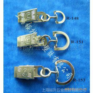 供应厂家直销绳带吊带 用 五金挂钩 铁线扣 扭线朱胆扣