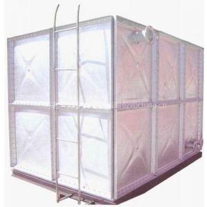 供应方形装配式镀锌钢板消防水箱