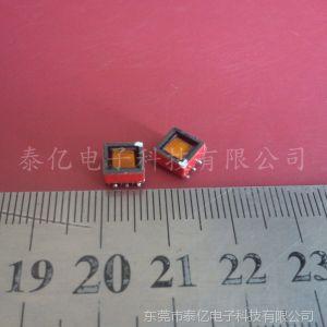 供应【特别推荐】厂家定做贴片变压器 贴片电感 SMD电感 EE6高频电感
