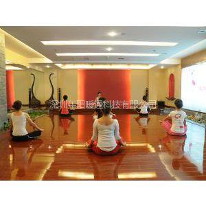 供应深圳纳米远红外高温瑜珈地热系统安装,安全性高,舒适健康
