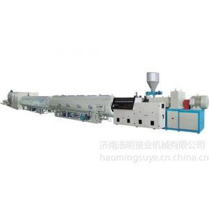 供应质量上乘的PVC管材挤出生产线