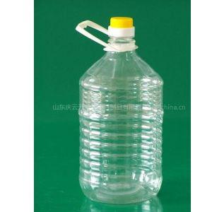 供应5L食用油桶5公斤食用油塑料桶