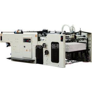 供应全自动丝网印刷机,金银卡纸丝印机,纸张丝印机,平面丝网印刷机