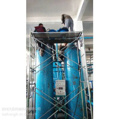 制氮机进水