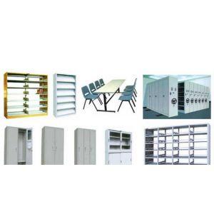 供应黑龙江哈尔滨书架、期刊架架、密集柜、阅览桌椅