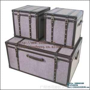 供应古典家居 储物箱 三层储物箱