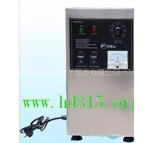 供应移动式臭氧发生器(产量:3g/h)