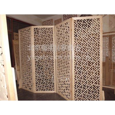 供应吊顶电脑雕刻欧式图案 通花板 密度板雕花 镂空木花格 中式镂空木花格