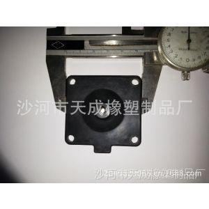海宁供应橡胶隔膜片 三元乙丙管道阀门片 管道阀门配件  复合膜片