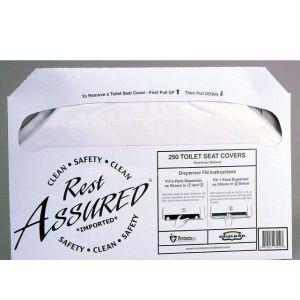 供应高档场所无偿使用一次性马桶坐垫纸