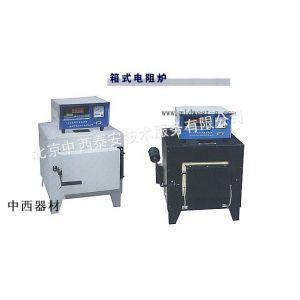 供应1200℃箱式电阻炉(马弗炉) 型号:BDW1-SX-10-12ASP库号:M180046