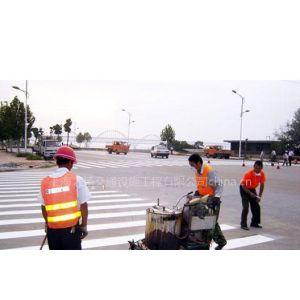 供应道路划线上海之扬交通***专业