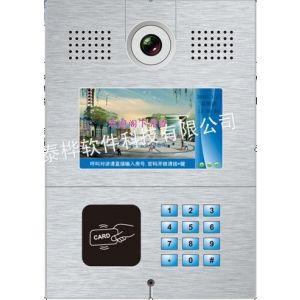 供应欧瑞博东莞10寸lcd门口机 智能家居 智能酒店 智能影院 家庭影院 智能灯光安防 可视对讲