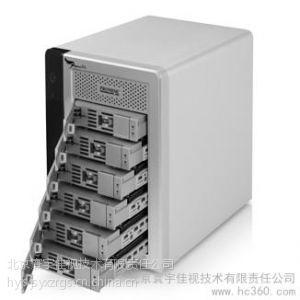 供应供应PromisePegasus R6 6TB(6*1TB)磁盘阵列 雷电存储