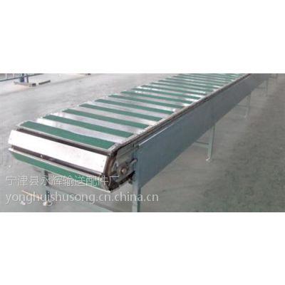 供应链板输送机用途_永辉输送(图)_链板输送机原理