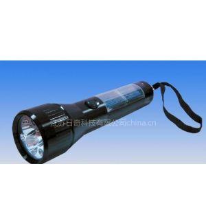 供应铝合金太阳能手电筒15092561852