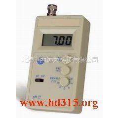 供应便携式酸度计(国产) 型号:SKY3PHS-P库号:M93454