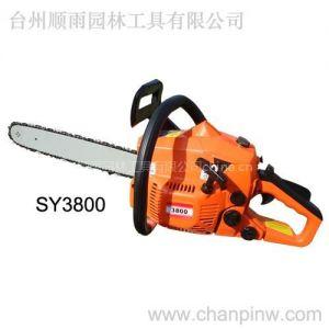 供应SY3800小型修枝油锯国产精品汽油链锯果园家用