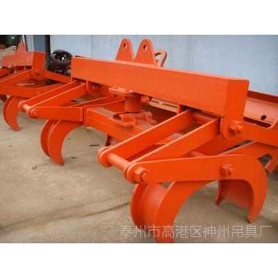 神州SW302专一设计定做各种规格耐高温钢锭夹钳厂家直销 钢坯夹钳 冶金吊具