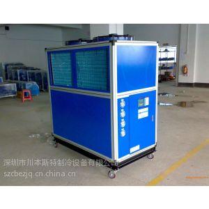供应挤出机定型套冷却装置