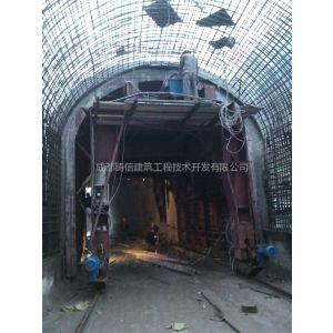 供应隧道钢模台车 自动栈桥