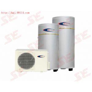 供应兴业商用热泵百合鱼干虾米鱿鱼烤房热水器烘干机