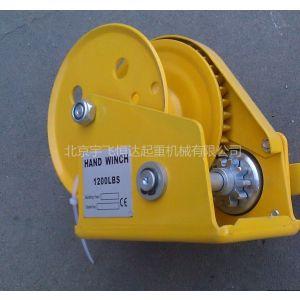 供应绞盘手动维护工具北京手摇绞车制造商