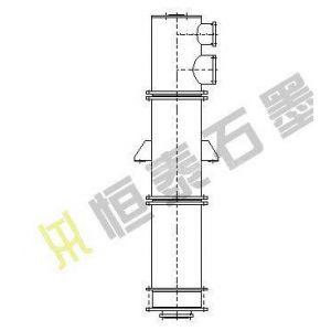 供应SFG型石墨管式反应器