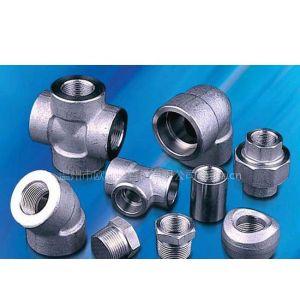 供应高压锻钢管件 承插 螺纹管件(浙江)
