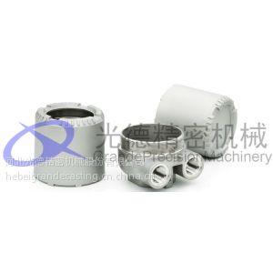 供应不锈钢单腔壳体-精密铸造工艺
