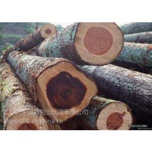 供应木材非洲安哥拉紫檀天津|广州深圳木材进口海关编码查询