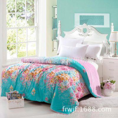 多功能法莱绒被套 礼品多用毯 可当被子、床单、毛毯使用