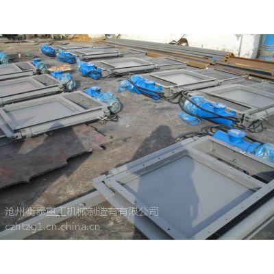 2015新型闸阀产品潜江生产插板阀的正规厂家