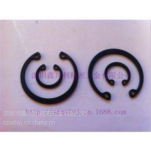 供应供应 GB893 外卡簧 孔用挡圈 品质保证 低价直销 深圳厂家