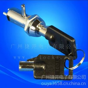 供应1098移动硬盘盒电锁、车载DVR 锁 录像机锁具、机箱锁、机械锁