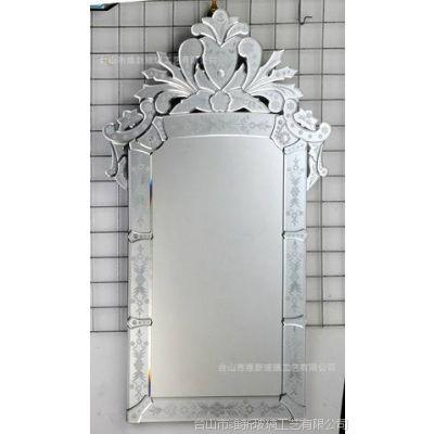 镜,威尼斯挂镜,挂镜,卫浴镜,玄关镜,大厅装饰镜,高档镜子