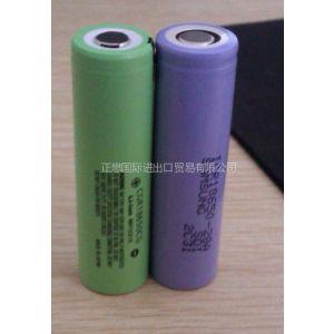 供应日本电芯电池进口清关,电芯电池香港包税进口