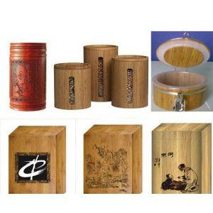 供应竹茶叶筒蜂蜜包装竹筒