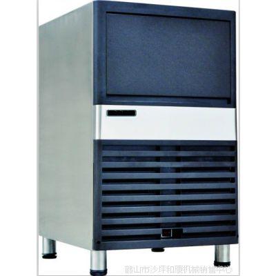厂家生产冷冻食品加工设备,厨房制冷设备,BY-80A制冰机,