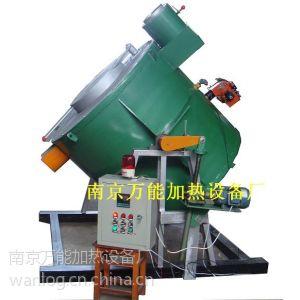 供应倾斜式熔铝炉 熔炼或熔化 还是南京万能好