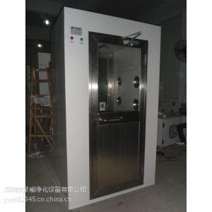 供应深圳维修风淋室销售FFU,高效送风口紫外线杀菌传递窗