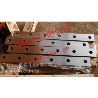 供应9CrSi 剪板机刀片价格 6CrW2Si剪板机刀片价格 H13剪板机刀片