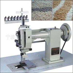 供应圈绒簇绒机(小绵羊地毯机械设备)