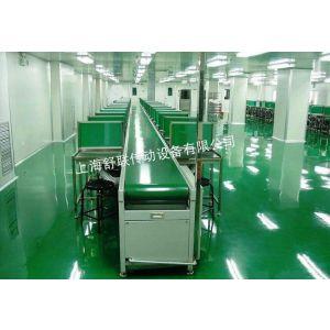 供应电子行业抗静电输送带,抗静电手机输送带,笔记本生产线输送带