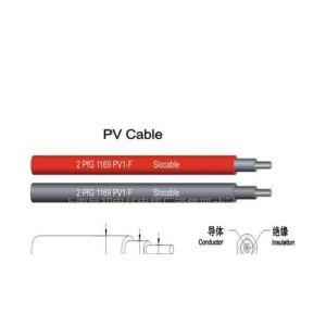 供应太阳能光伏线缆PV1-F4平方