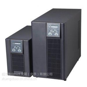 供应深圳山特UPS电源C1KS不间断电源1KVA负载800W电源主机